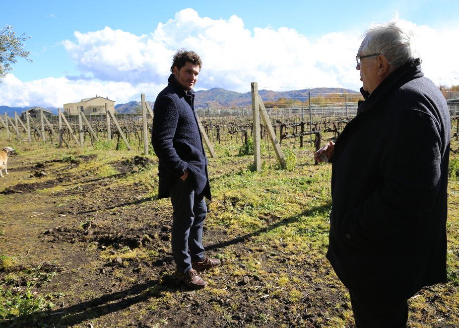 Carranco e Villa dei Baroni: grandi vini e ospitalità ai piedi dell'Etna
