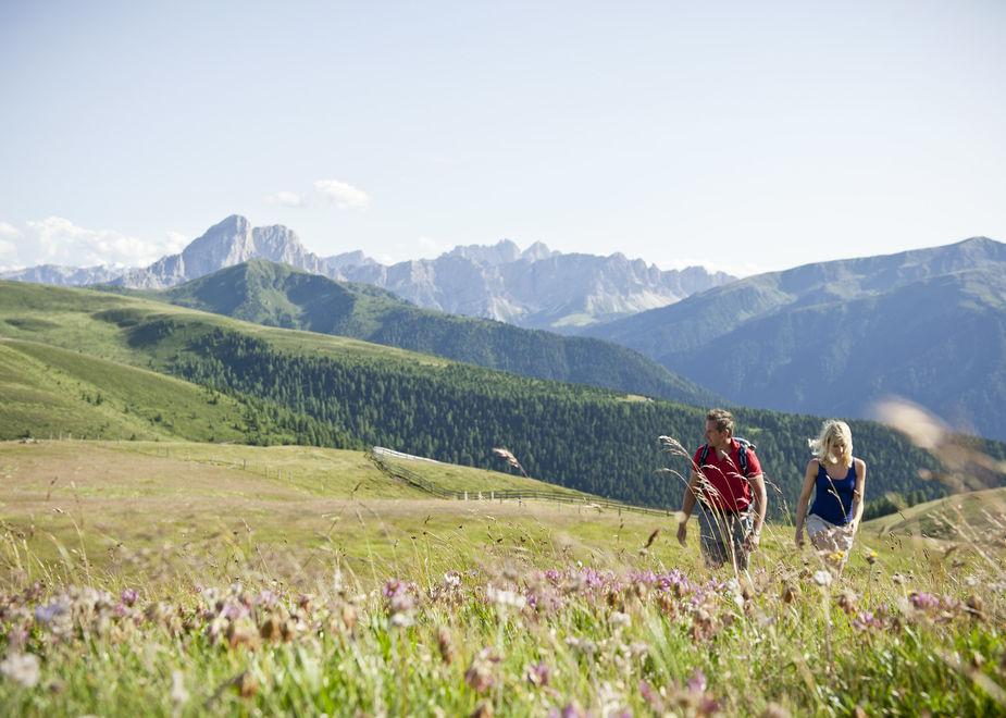 Sognando l'estate: Mountain Days nell'area vacanze sci & malghe Rio Pusteria