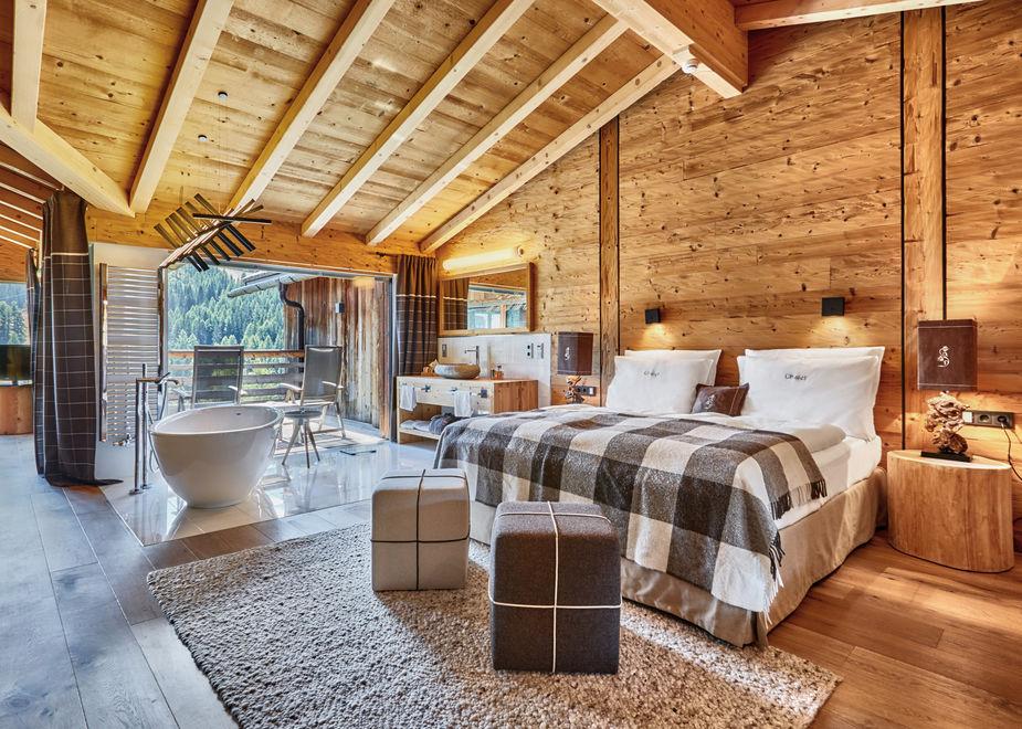 È pronto a rinascere il Dolomiti Wellness Hotel Fanes di San Cassiano