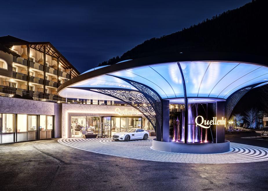 Riapre il 6 aprile il Quellenhof Resort in Val Passiria. Il titolare: «Contenti di ripartire dopo la lunga chiusura».