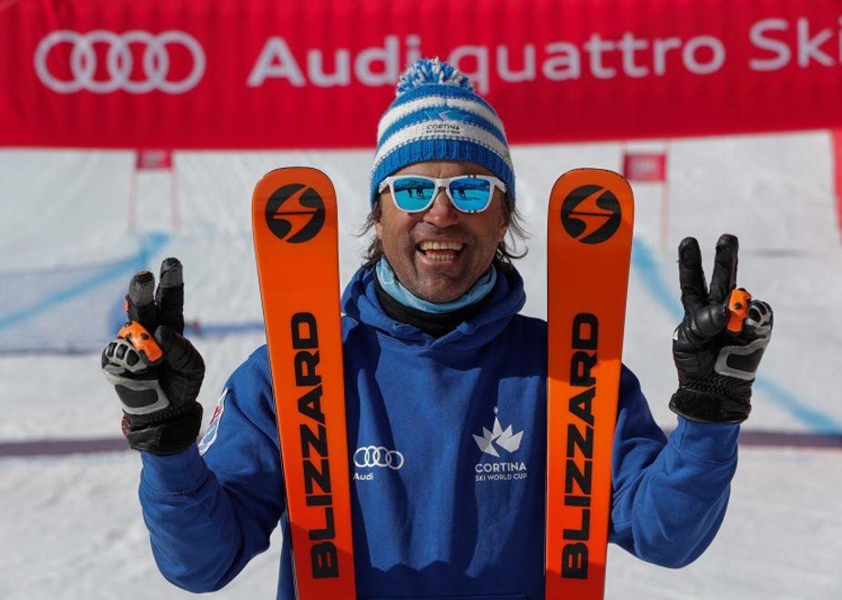 Con Tofana verso i Mondiali di Sci Alpino Cortina 2021: intervista al campione Kristian Ghedina