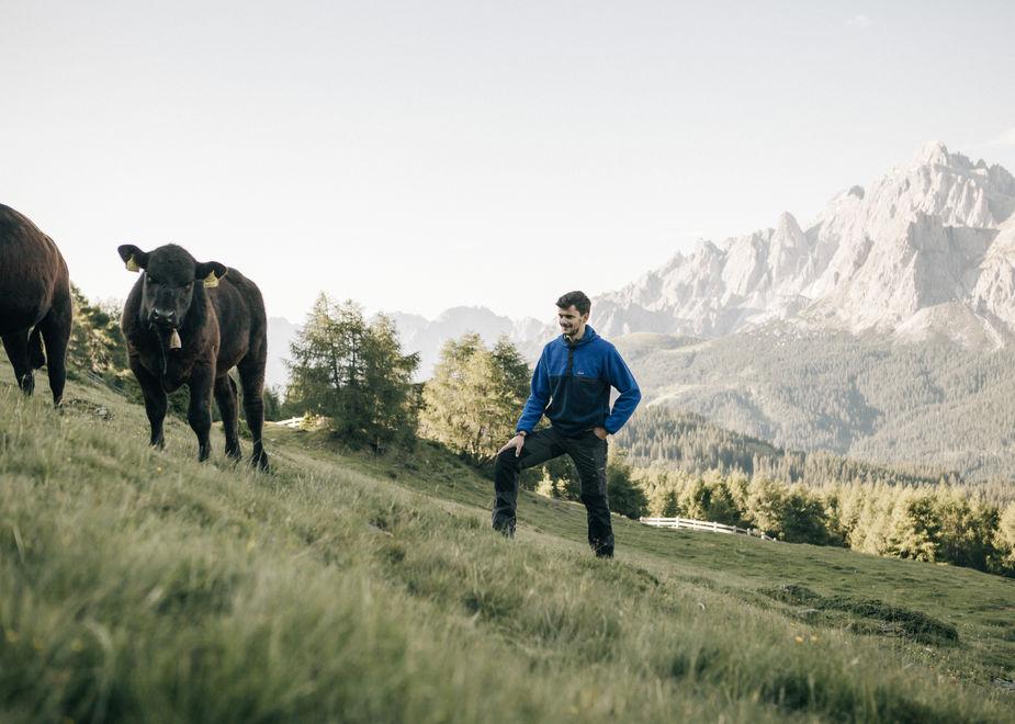 La sostenibilità secondo Stephan Mühlmann, proprietario del Naturhotel Leitlhof di San Candido
