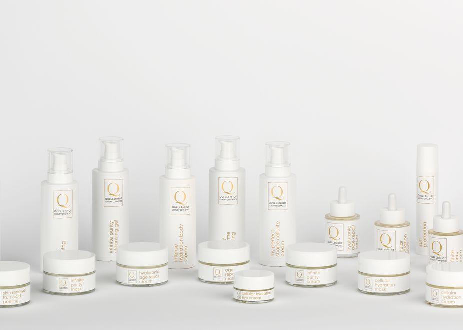 Quellenhof Luxury Cosmetics, la nuova linea di cosmesi naturale disponibile online nello shop dedicato