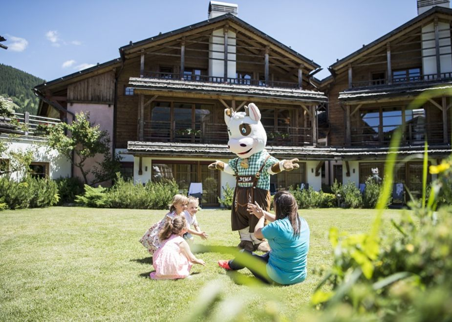 Post Alpina-Family Mountain Chalets: con il Mini Club un'estate nella natura dell'Alta Val Pusteria