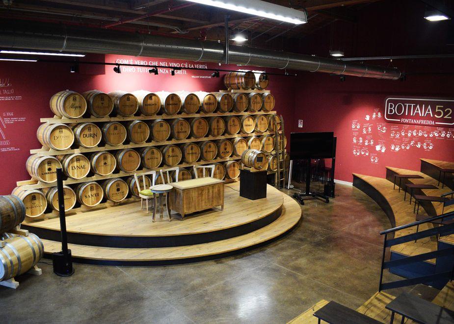 Presentata oggi a Milano la riapertura di FICO Eataly World. All'interno la Bottega del vino di Fontanafredda