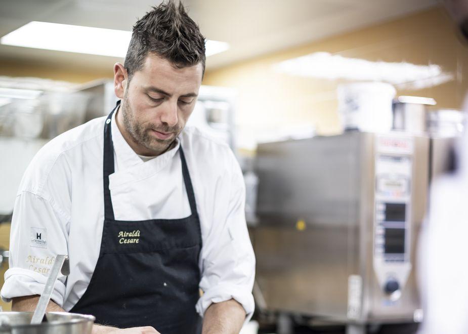 Al Post Hotel di San Candido una cucina che esalta le materie prime locali con lo chef Cesare Airaldi