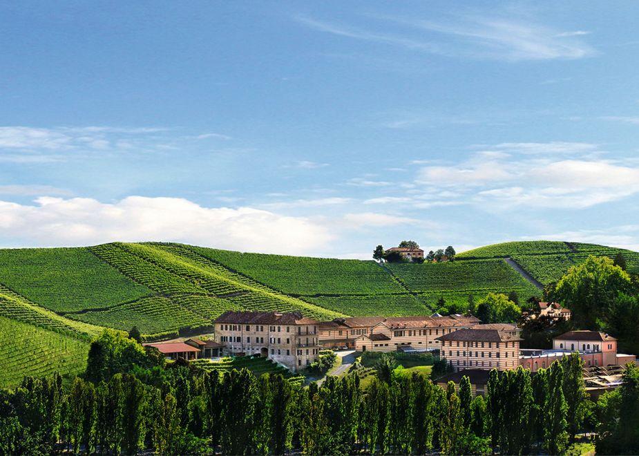 Villaggio Fontanafredda, la meta enoturistica nel cuore delle Langhe patrimonio mondiale dell'Unesco