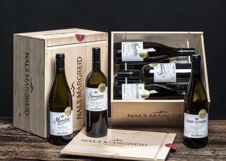 Nals Margreid presenta Private Rarities: tre vini sinonimo di eccellenza con personalità differenti